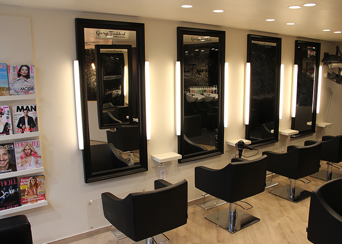 agence ana s gauthier salon de coiffure 75m. Black Bedroom Furniture Sets. Home Design Ideas